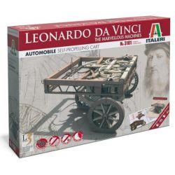 CARRO AUTOPROPULSADO - Leonardo da vinci