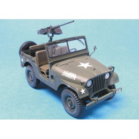 Jeep M38A1 U.S. 1/4 TON