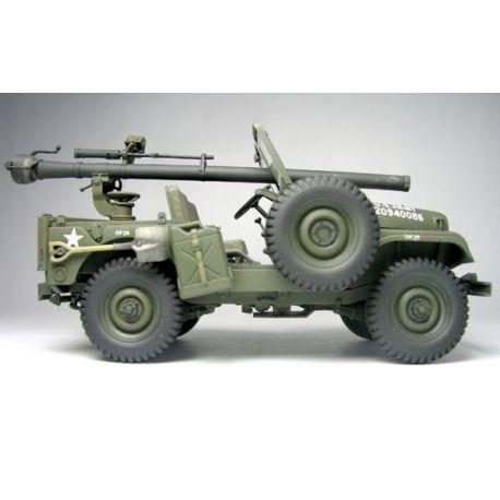 Jeep U.S. M38A1C