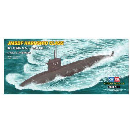 JMSDF Harushio class submarine