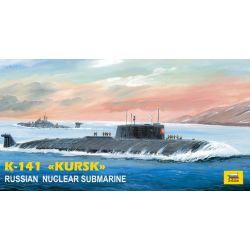 K-141 KURSK - Russian Nuclear Submarine