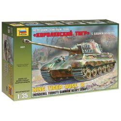 King Tiger Ausf. B - Henschel Turret