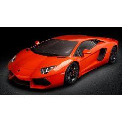 Lamborghini Aventador LP 700-4 (Color Naranja)