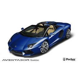 Lamborghini Aventador LP 700-4 Roadster (Azul Monterrey)