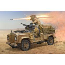 Land Rover WMIK w/ MILAN ATGM