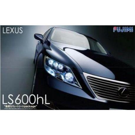 Lexus LS600hL