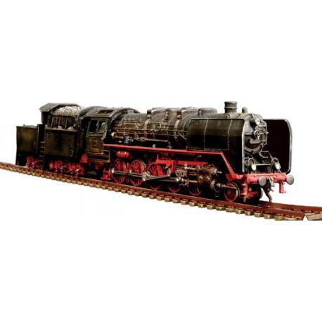 Locomotora de Vapor BR50