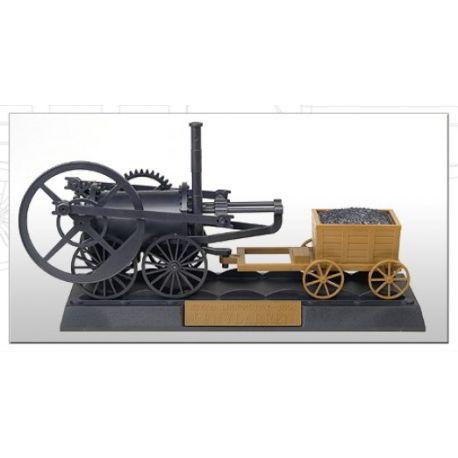 Locomotora de Vapor `Penydarren`
