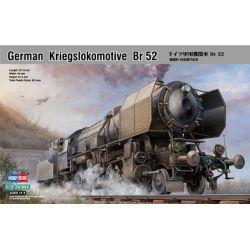Locomotora de Vapor BR-52