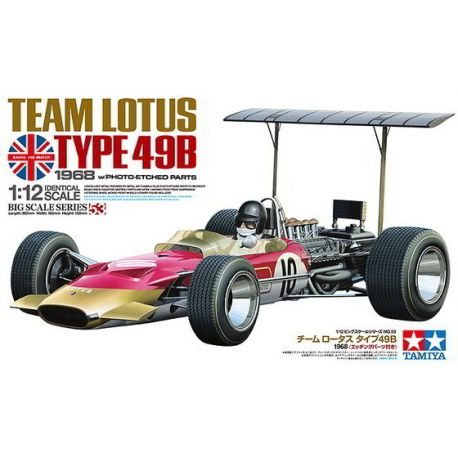 Lotus Type 49B 1968
