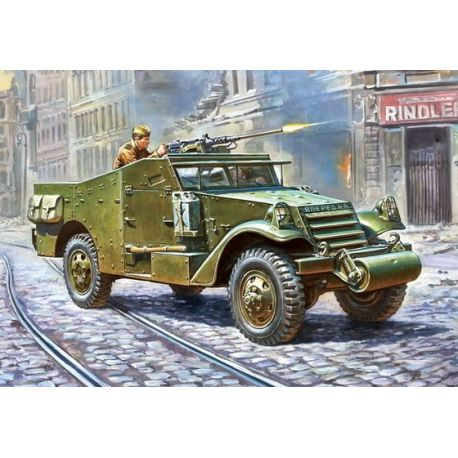 M-3 Armored Scout Car
