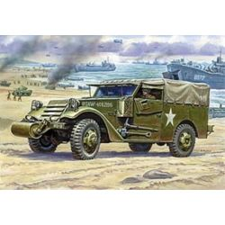 M3 Armored Scout Car with Canvas