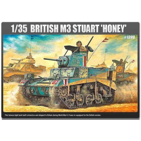 M3 Stuart - Honey