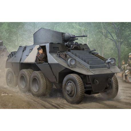 M35 Mittlere Panzerwagen - ADGZ-Daimler