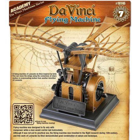 Máquina Voladora - Leonardo da Vinci