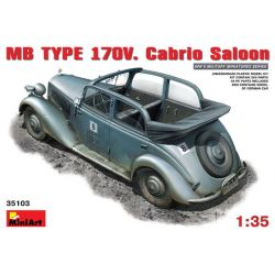 Mercedes Benz 170V Cabrio Saloon