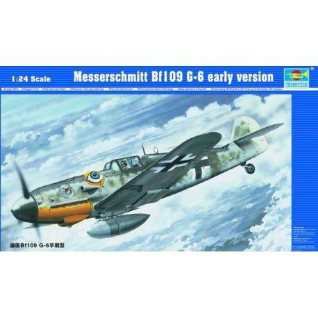 Messerschmitt Bf109 G-6 early version