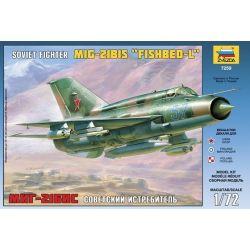 MiG-21bis Soviet Fighter