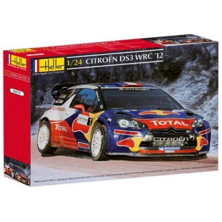 Citroen DS3 WRC`12