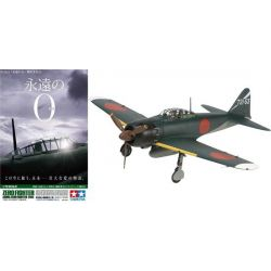 Mitsubishi A6M5 Zero Fighter (Zeke) - 1:72