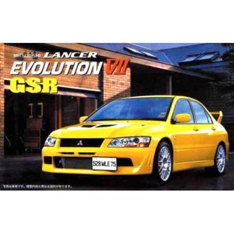 Mitsubishi Lancer Evolution VII GSR