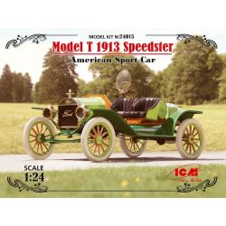 Model T 1913 Speedster- American Sport Car
