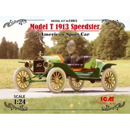 Model T 1913 Speedster- American Sport Car