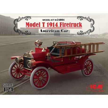 Model T 1914 Firetruck - American Car