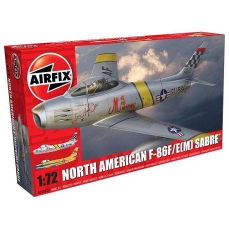 North American F-86F/E(M) Sabre