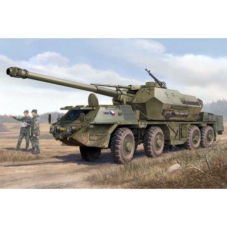 Obus 152mm ShkH DANA vz.77