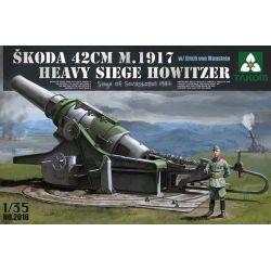 Obús Skoda 42cm M1917