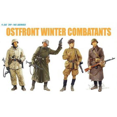 Ostfront Combatientes de invierno 1942-1943