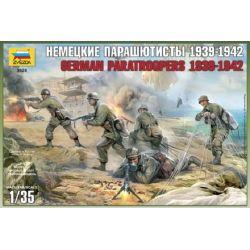 Paracaidistas alemanes (Creta 1941)