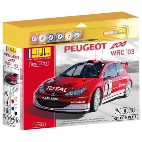 Peugeot 206 WRC`03