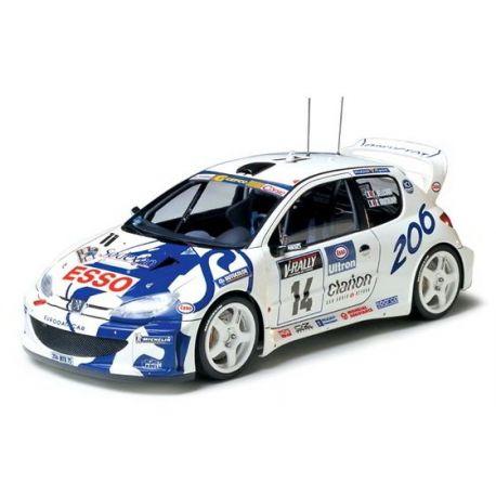 Peugeot 206 WRC`99