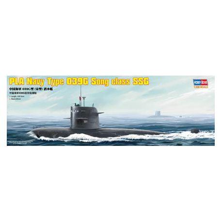 PLA Type 039 Song class SSG