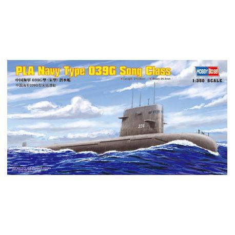 PLAN Type 039 Song class SSG