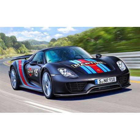 Porsche 918 Weissach Sport