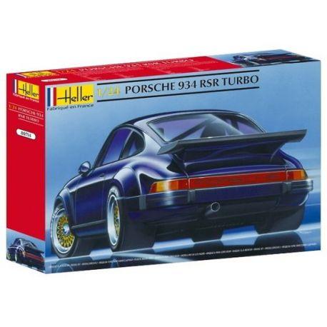 Porsche 934 RSR Turbo