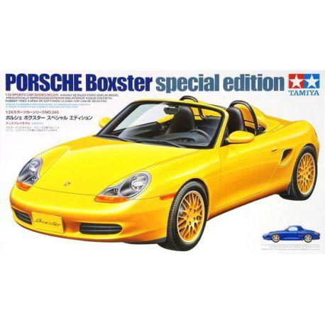 Porsche Boxster Special Edition