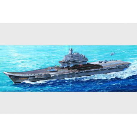 Portaaviones USSR Admiral Kuznetsov