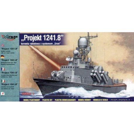 Project 1241.8 - Molniya - URAN Systems