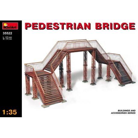 Puente Escalera Peatonal