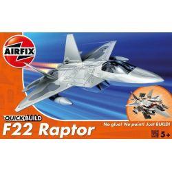Quick Build F-22 Raptor