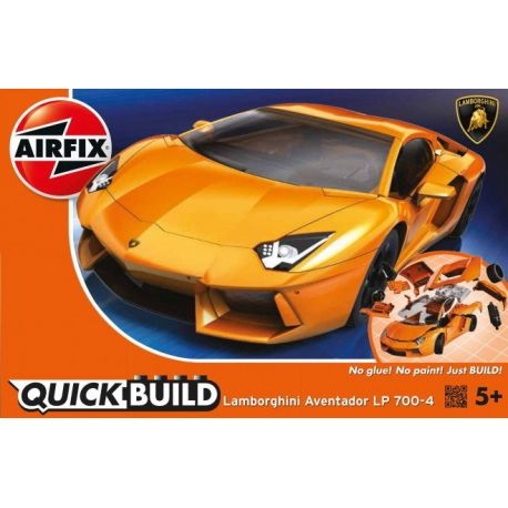 Quick Build Lamborguini Aventador LP 700-4