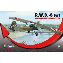 R.W.D.-8 PWS