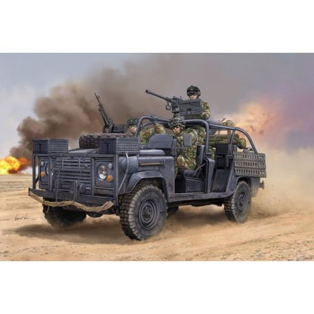 Ranger Special Operations Vehicle - RSOV w/MG