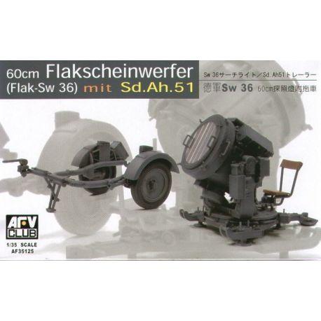 Reflector 60cm Flak-Sw 36 (60cm Flakscheinwerfer)