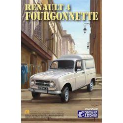 Renaul 4F (4L Furgoneta) Furgoneta