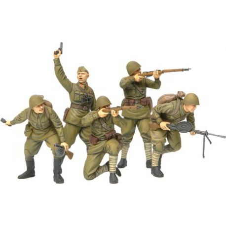 Russian Assault Infantry (1941-1942)